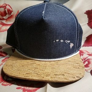 808 Maui Hawaiian Hat